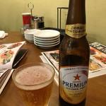 香香飯店 - ノンアルコールビール