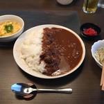 炭火dining ABURI - ABURIオリジナルカレー(780円)