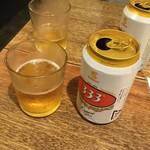 チョップスティックス - ベトナムビール500円
