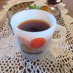 パティーナ - ホットコーヒー 300円