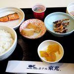 ホテル東光 - 料理写真:
