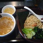 6682486 - 魚介系つけ麺