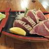 やいろ亭 - 料理写真:塩タタキです☆ 2017-0508訪問