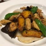ハカタ オノ - 本日のランチ 肉料理