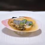 カハラ - 料理写真:能登半島 万寿貝
