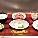 カハラ - 前菜