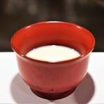 カハラ - 浜松産パースニップのスープ