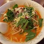 Eikarou - 担々麺