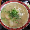 丸新ラーメン - 料理写真:らーめん(並)570円