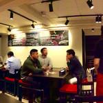 ステーキ食堂BECO - 店内風景(パノラマ)。