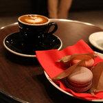 Espresso Bar vis viva - エスプレッソ&マカロン