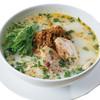 ピリ辛豆乳スープのフォー