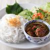 【ブン・チャァ】Bun cha from HANOI