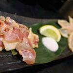 宮崎産 赤鶏のタタキ