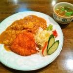 キッチン マカベ - スペシャルインディアンライス