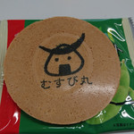 仙台エアポートショッピングモール 萩 - 観光PRキャラクターです、、、武蔵丸、、、むすびの一番??むすび丸