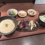 野饗 - 料理写真:「平日ランチセット」