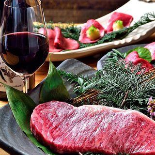 【宴会コース】熟成肉の極上の宴会コース6,000円~