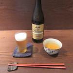 野饗 - 瓶ビール