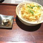 66834790 - かき揚げ丼(Rp.85000)