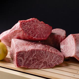 最高級黒毛和牛を、一番美味しく
