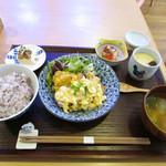 キッチンカフェ ペスカ - 本日のPescaランチ