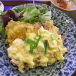 キッチンカフェ ペスカ - 朝引き淡路鶏のチキン南蛮