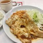 66835735 - 生姜焼き800円