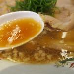 らーめん 小鉄 - さっぱりスープ