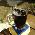 珈琲屋台ひばり屋 - がぶ飲みコーヒー:400円