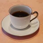 レストラン ドンピエール - コーヒー
