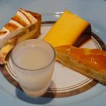 レストラン ドンピエール - デザート