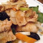 みんみん - 肉野菜炒めアップ