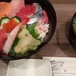氏家商店 - 料理写真:海鮮丼