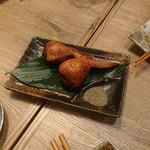 肉汁餃子製作所ダンダダン酒場 - 手羽餃子