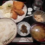 居酒屋ダイニング ミスターサンペイ - 魚フライ定食¥680-