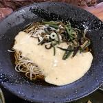 蕎麦 脇本 - 山菜自然薯そば