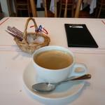 ラ・メール・プラール - ホットコーヒー