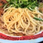 麺屋 八頭龍 - 麺(大盛)