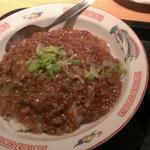 66853273 - 三国飯 (スープ付)   380円