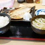 66854050 - 本日の焼き魚定食¥750