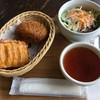 シェ・リュイ - 料理写真:ランチのパンセット