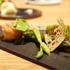 Point - 料理写真:リードヴォーとグリーンアスパラガス