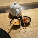 本串家物語 - お茶漬けセット