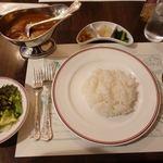 アルペンローゼ - 帝国ホテル伝統のビーフカレー 2600円(宿泊者20%OFF)