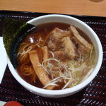 芳麺 - 牛角煮中華そば