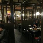 お好み焼 道とん堀 - 内観