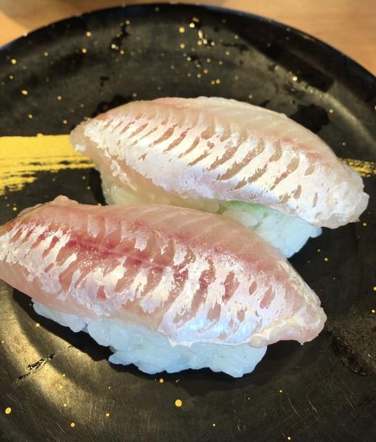 丸寿司 石山店 - ノドグロ