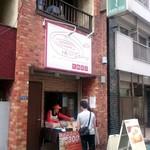 乳糖製菓 - 四ッ目通りを挟んで錦糸公園の反対側