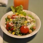 SATSUKI  - サラダ